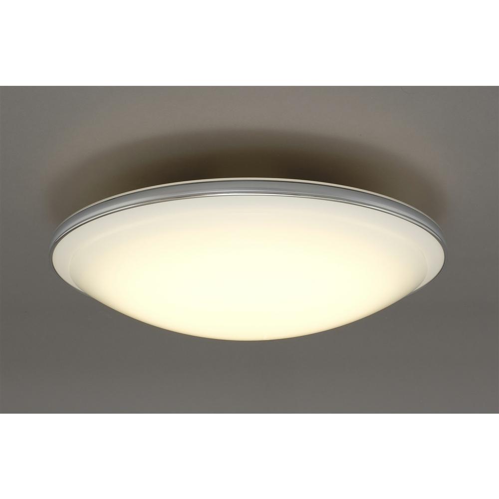 アイリスオーヤマ(IRIS OHYAMA) LEDシーリングライト メタルサーキットシリーズ デザインリングタイプ 8畳調色 CL8DL-PM
