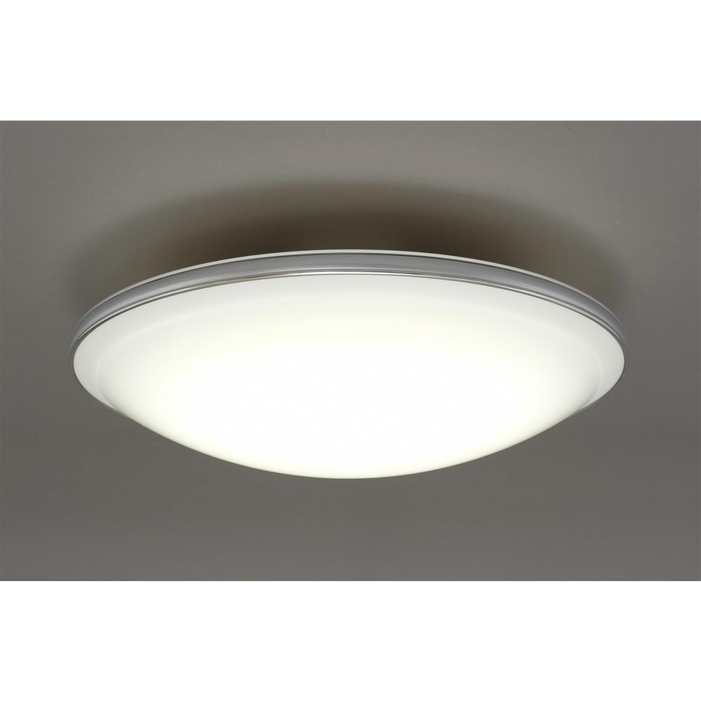 アイリスオーヤマ(IRIS OHYAMA) LEDシーリングライト メタルサーキットシリーズ デザインリングタイプ 12畳調光 CL12D-PM