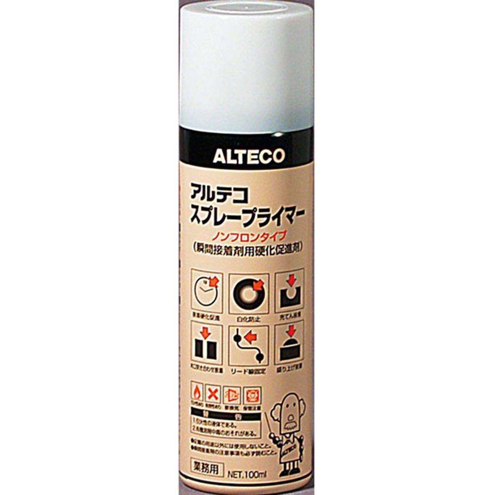アルテコ 瞬間接着剤用 硬化促進剤 スプレープライマー 100ml