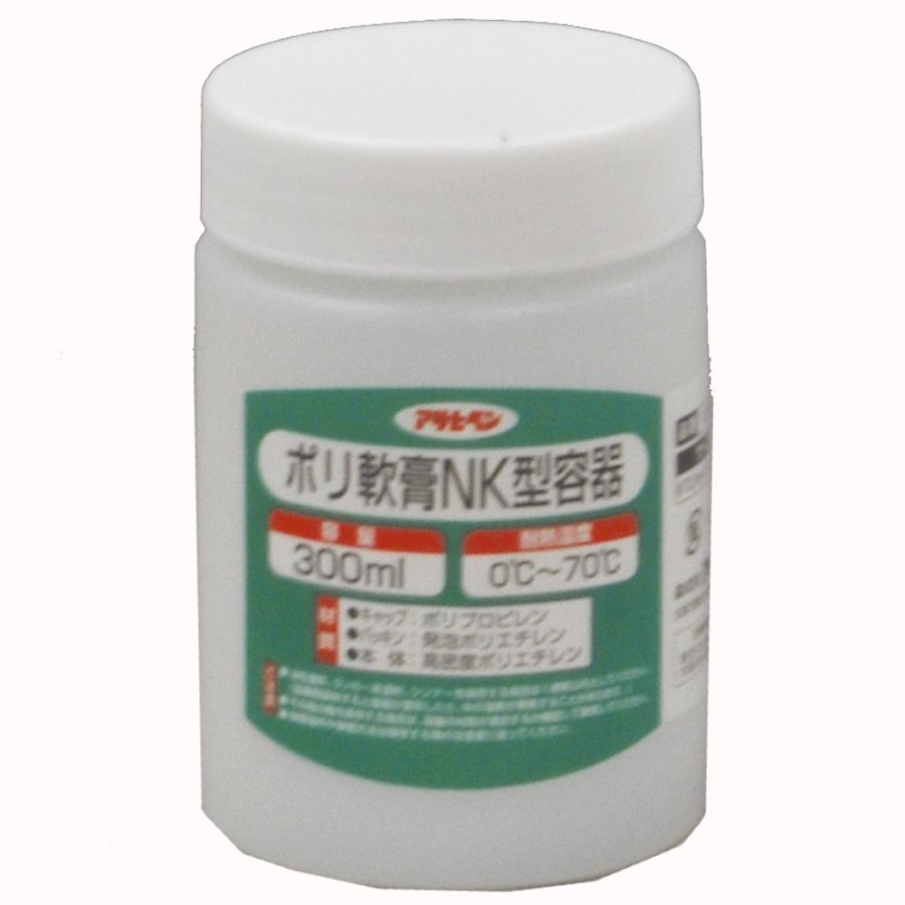 アサヒペン(Asahipen) ポリ軟膏NK型容器 300ml
