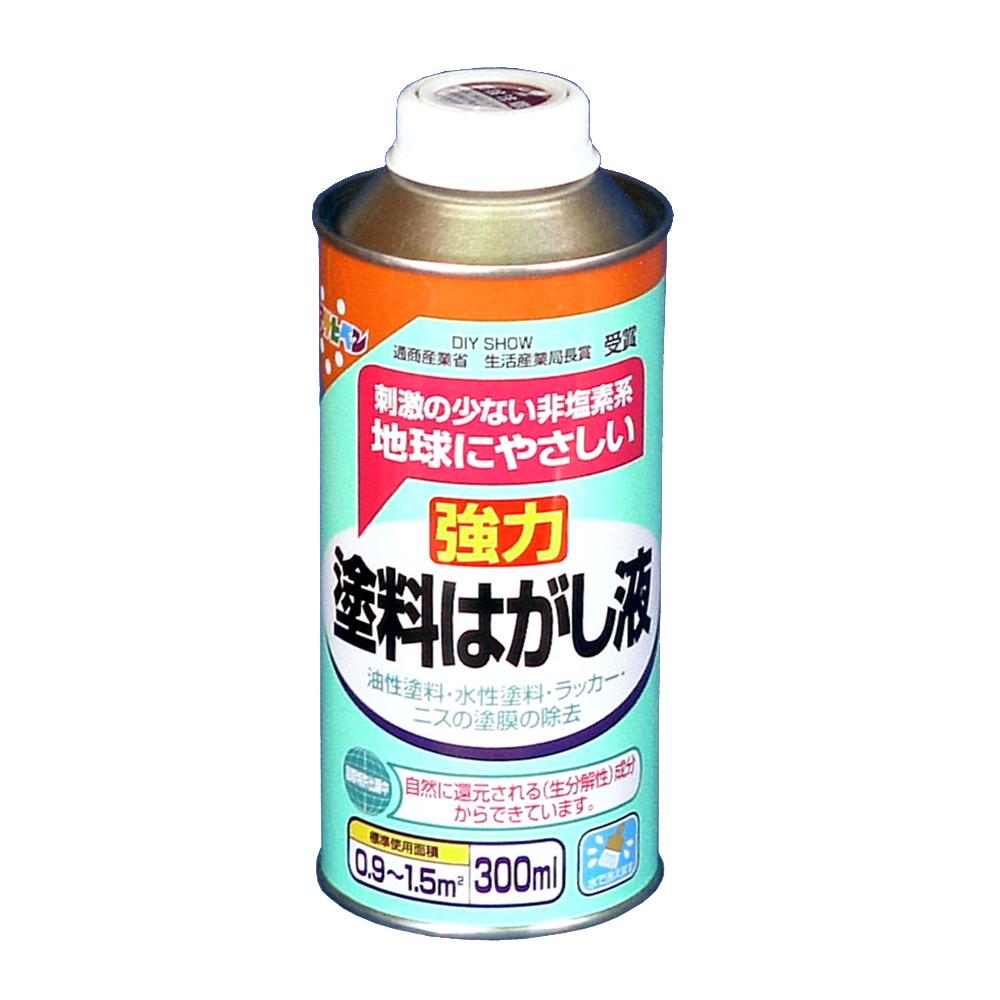 アサヒペン(Asahipen) 塗料はがし液 300ML