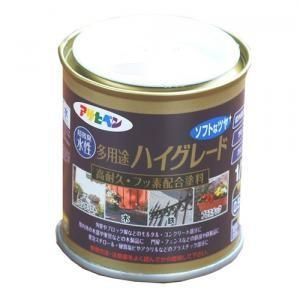 アサヒペン(Asahipen) 水性多用途 ハイグレード パステルグリーン 1/12L