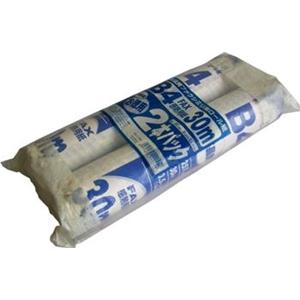 FAX用紙 感熱ロール紙 B4 30m 2本パック OA−F30B4W