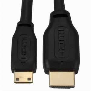 HDMI1.4ミニケーブル 1.5M VIS−C15M−K