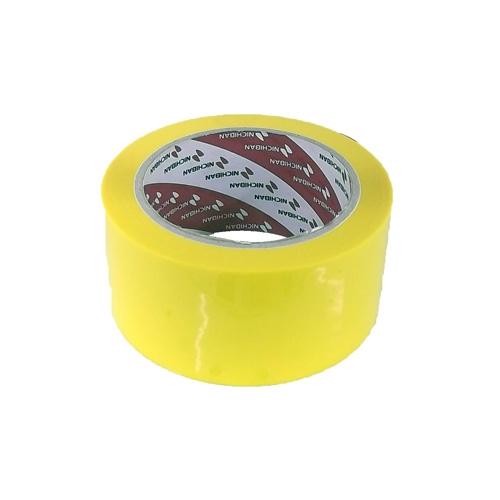 梱包用フィルムテープ#640PF 50mm×50m 黄