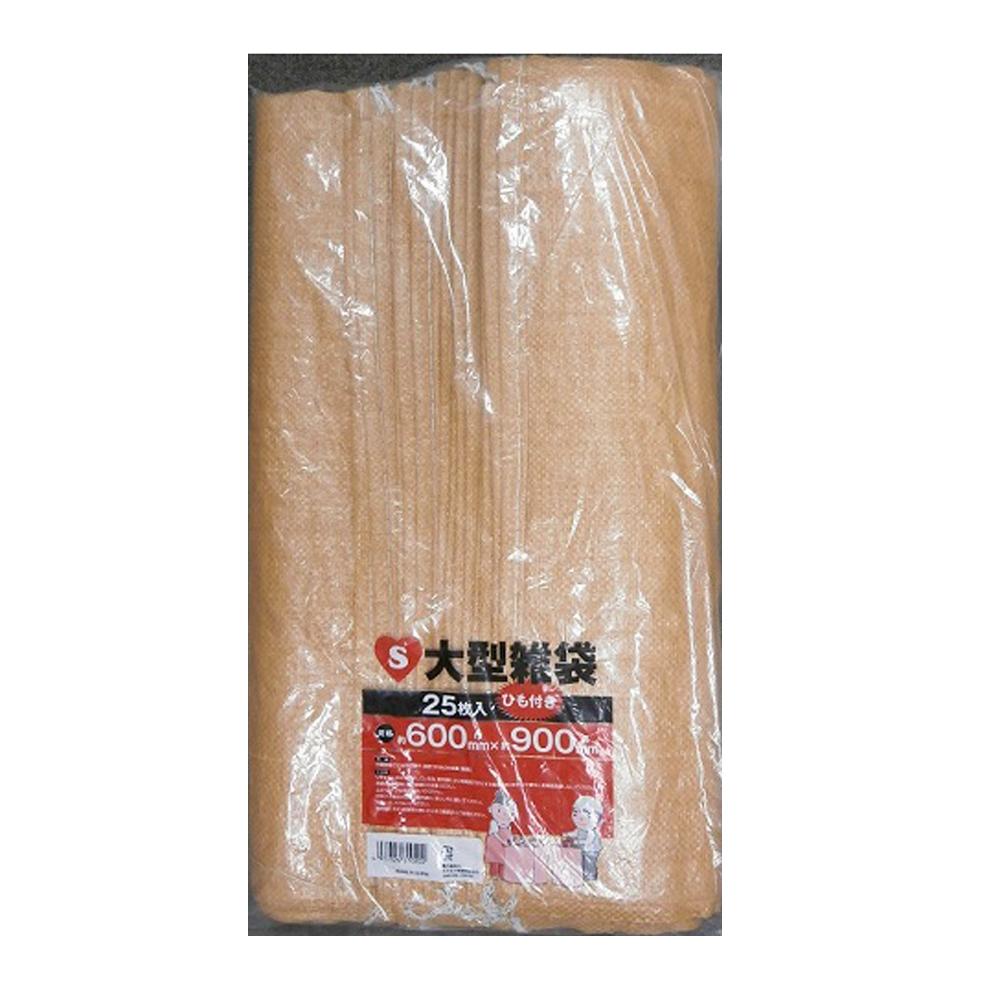 エスエス 大型雑袋 25枚 600×900mm