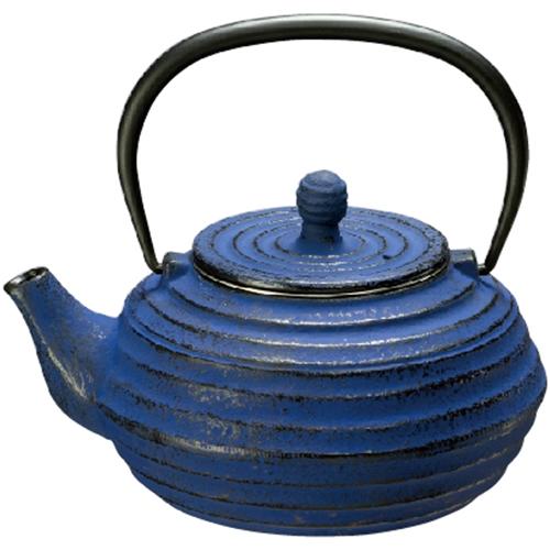 鉄瓶 0.8L 青