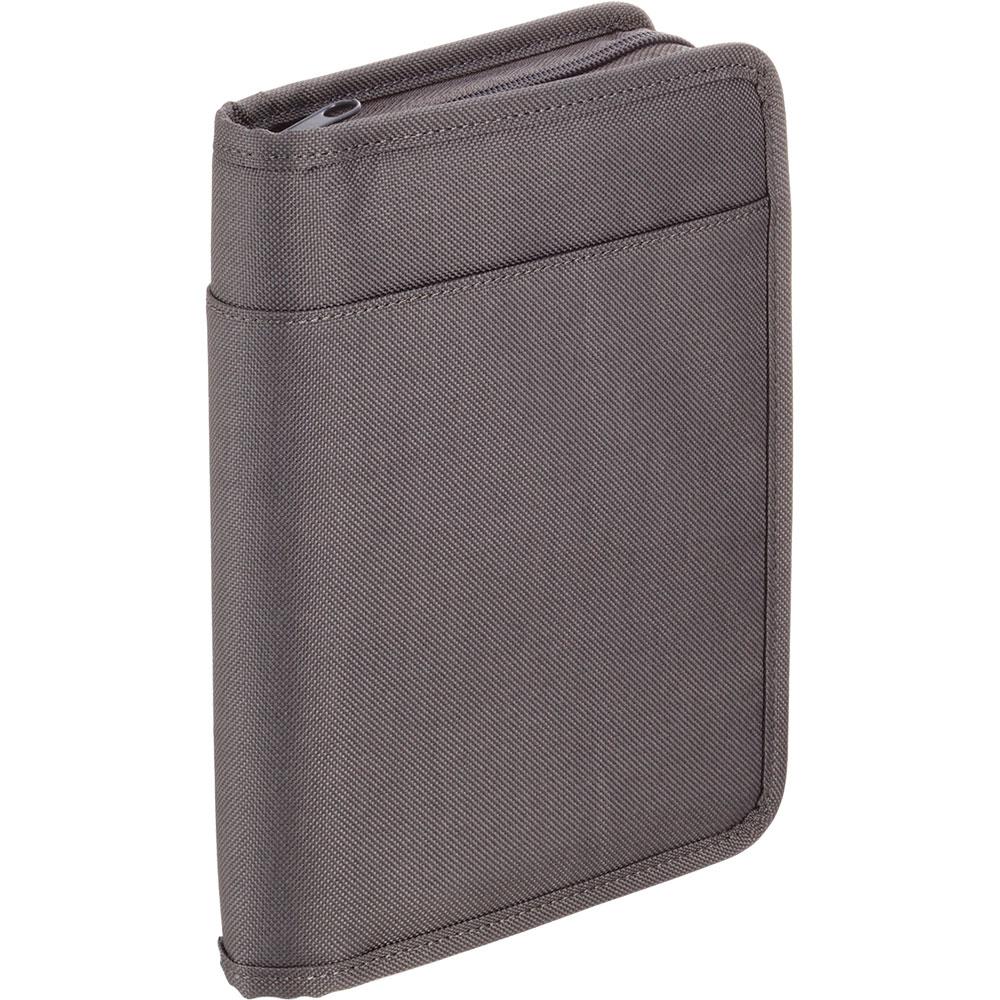 通帳&カード収納ケース ダークグレー 2360ダークグレー