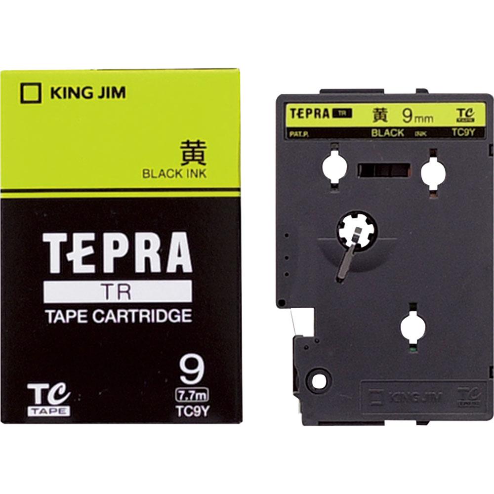TRテープ・カラーラベル(パステル) TC9Y−H