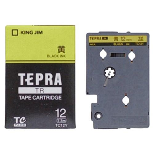 テプラテープ TC12Y−H
