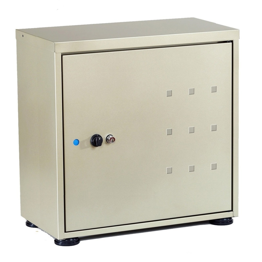 宅配ボックス レシーボ TR−2746(TGY) (※下段取付可能スタンド品番:TRS−01 TGY)