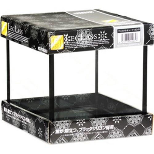 コトブキ クリスタルキューブ150 ブラック