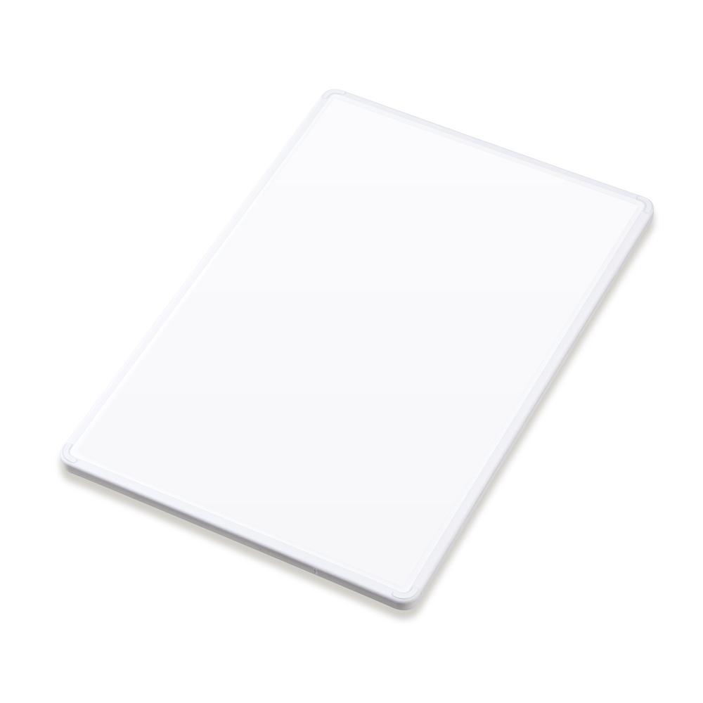 新輝合成 軽いまな板 Lサイズ ホワイト