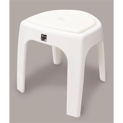 フロート おふろ椅子クッション付 N35 ホワイト