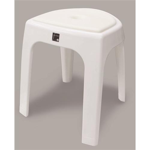 フロート おふろ椅子クッション付 N40 ホワイト