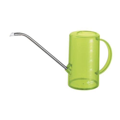 クリア水さし 1L グリーン