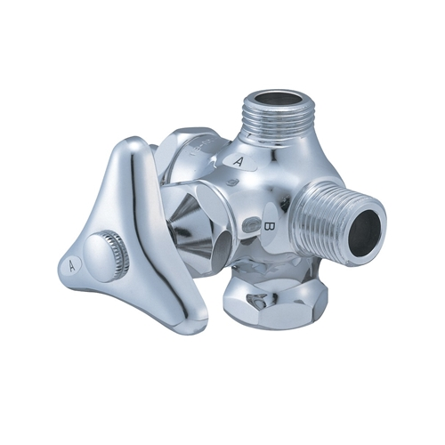 SANEI 分岐止水栓本体(共用形)V2220RAD-X3-13