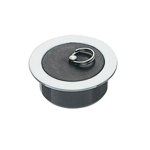 ゴム栓付風呂栓 H20−50