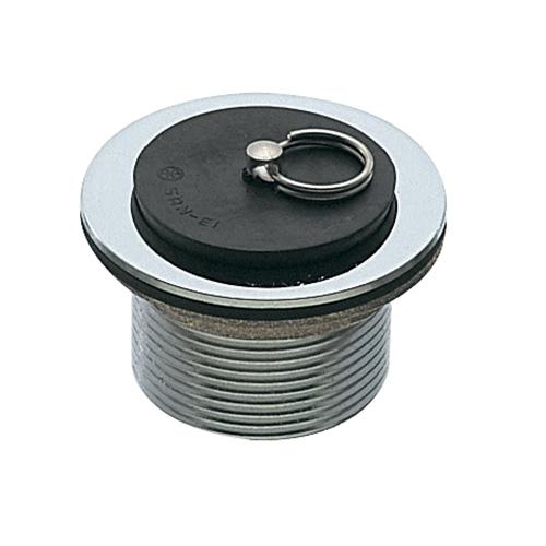 ゴム栓付風呂栓 H21−50