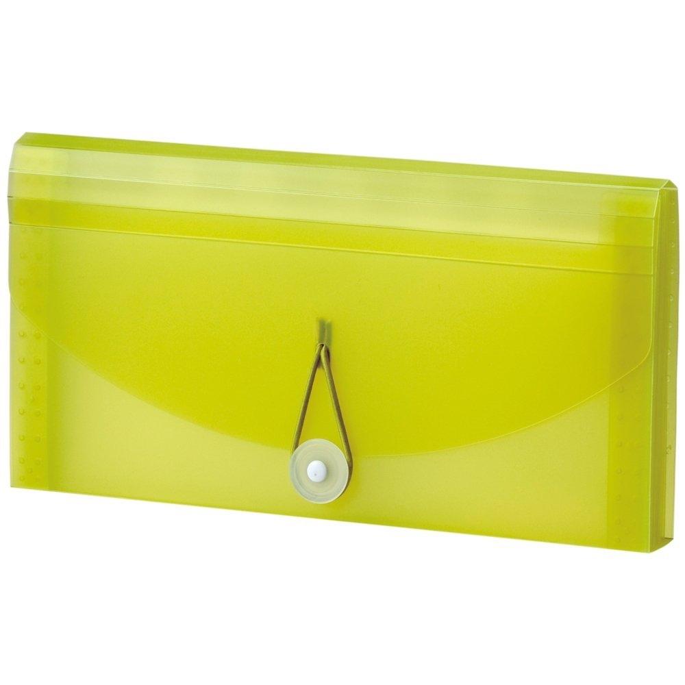 ドキュメントファイルMA2112GN 長3黄