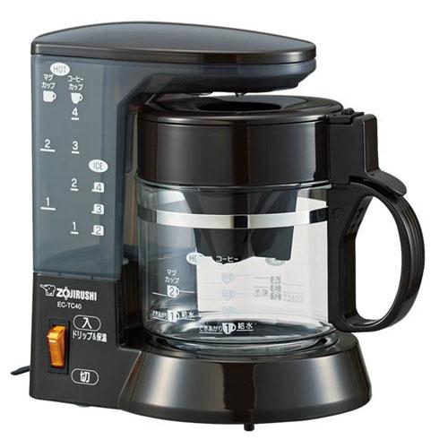 コーヒーメーカー EC−TC40 TA
