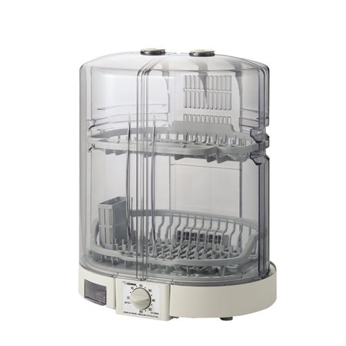 食器乾燥機 食器乾燥機 5人分 グレー