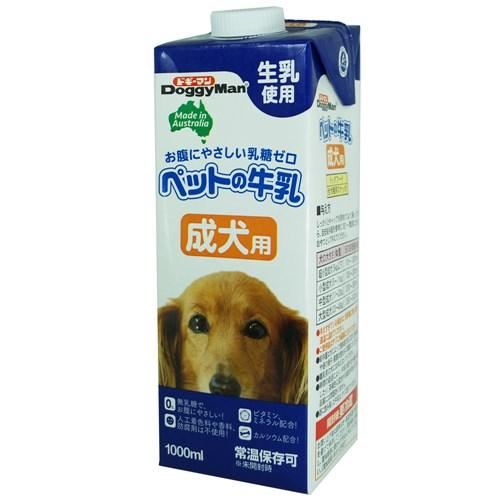 ペットの牛乳 成犬用 1000ml