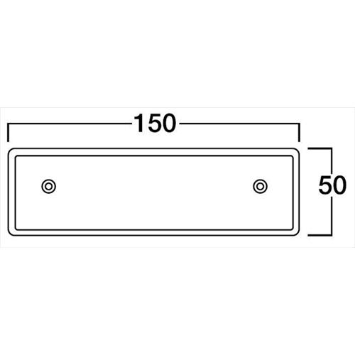 サンダーSA−50型 中目 替刃 SAB−50C