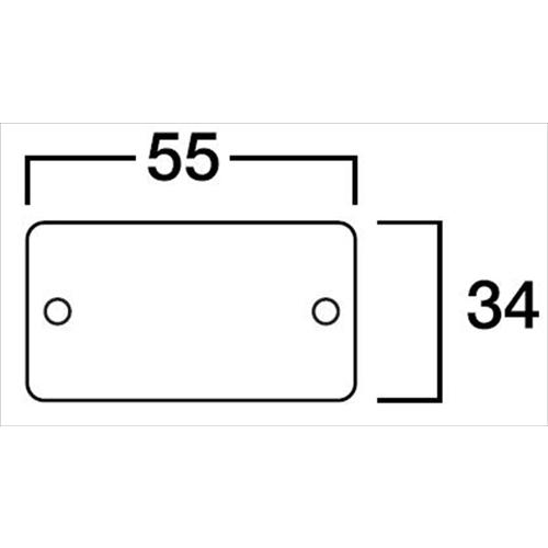 サンダーブロック型 荒目 替刃 SAB−BLKA
