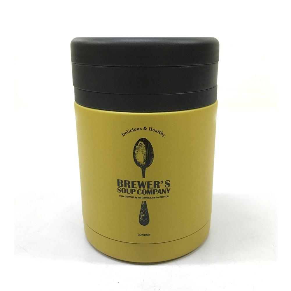 ブルワーズ スープ&フードジャー 400ml ND−1602