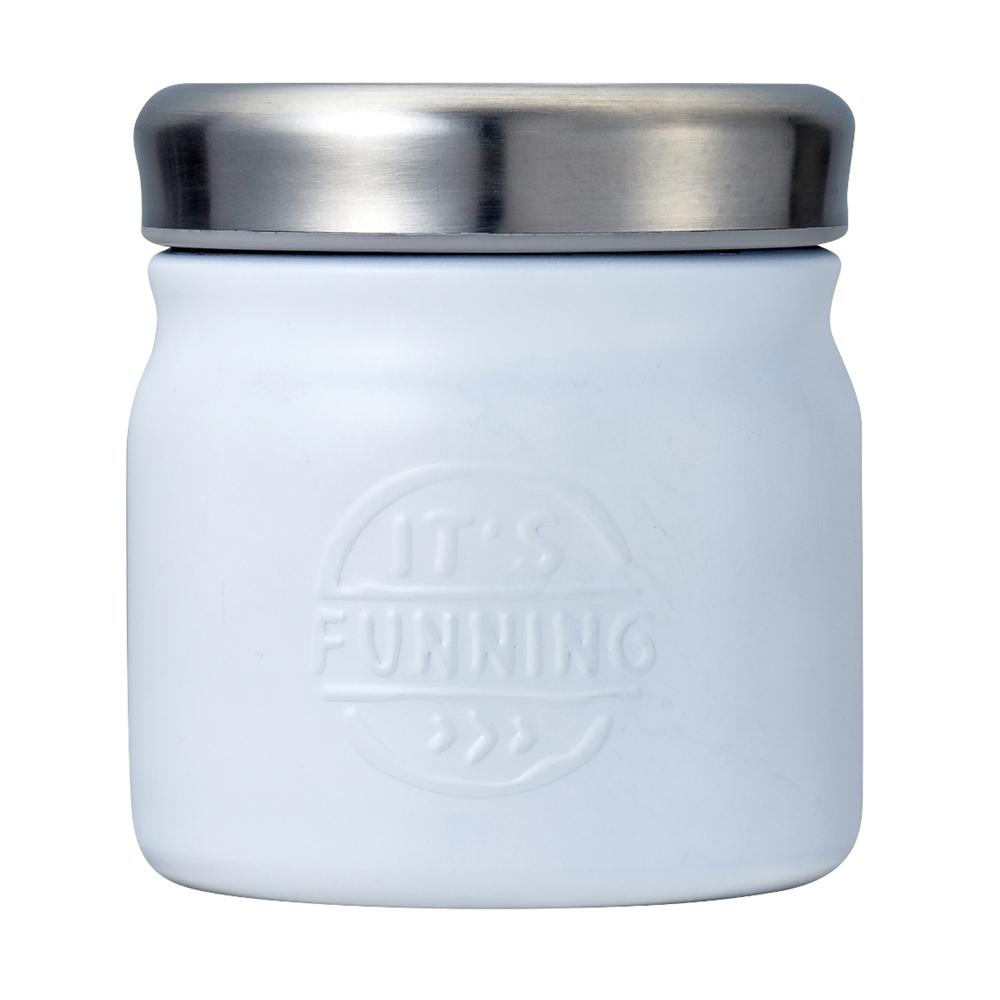 ブラセル ダブルステンレス スープ&フードジャー280ml ND−3046