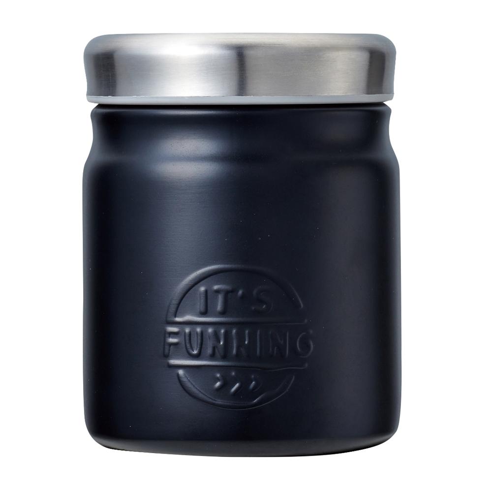 ブラセル ダブルステンレス スープ&フードジャー380ml ND−3047
