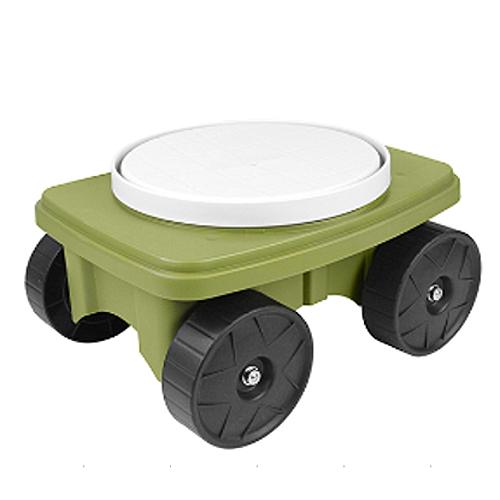 イージーターンチェアー(タイヤ付き作業椅子)EGC−50L