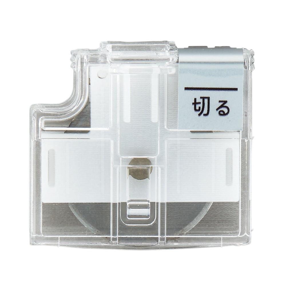 PLUS(プラス)  替刃 ハンブンコ専用 直線 (切る) PK-800H1 26-474