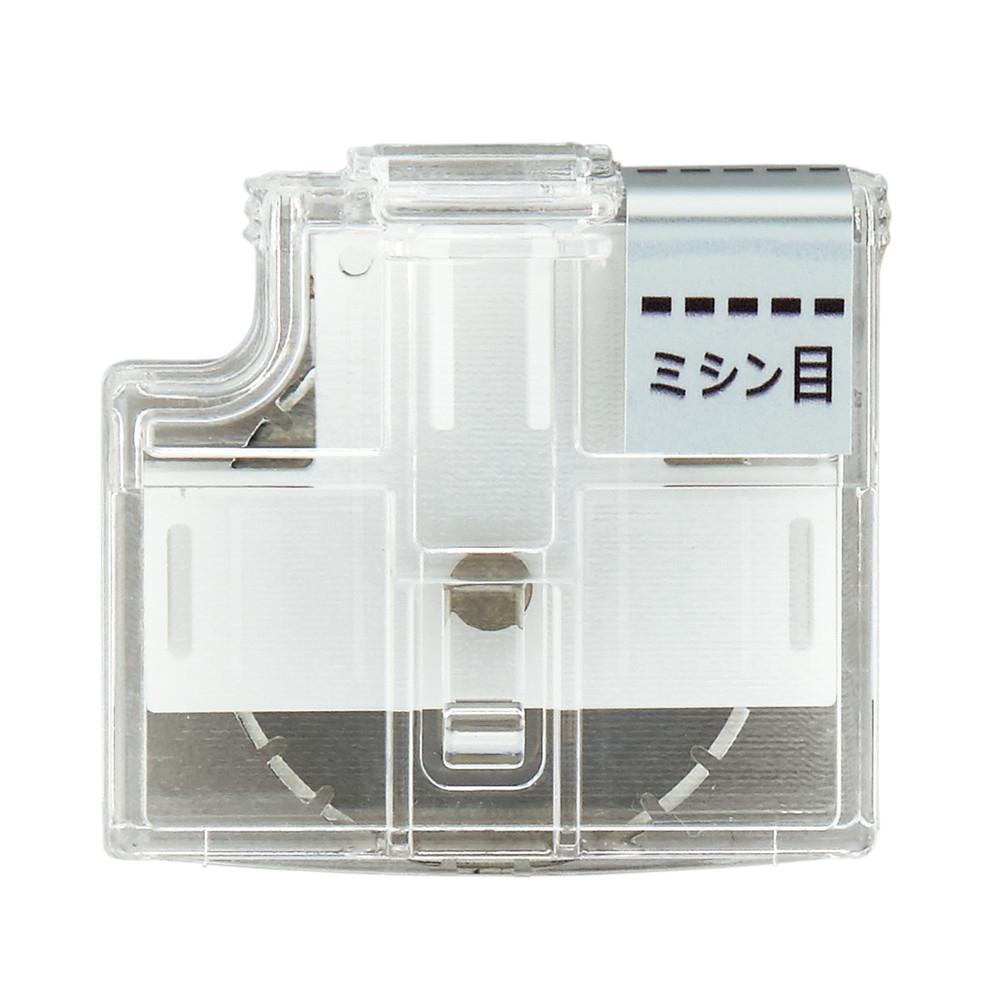 PLUS(プラス)  替刃 ハンブンコ専用 ミシン目 PK-800H2 26-475