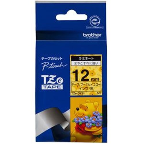 ピータッチテープ TZe−DY31