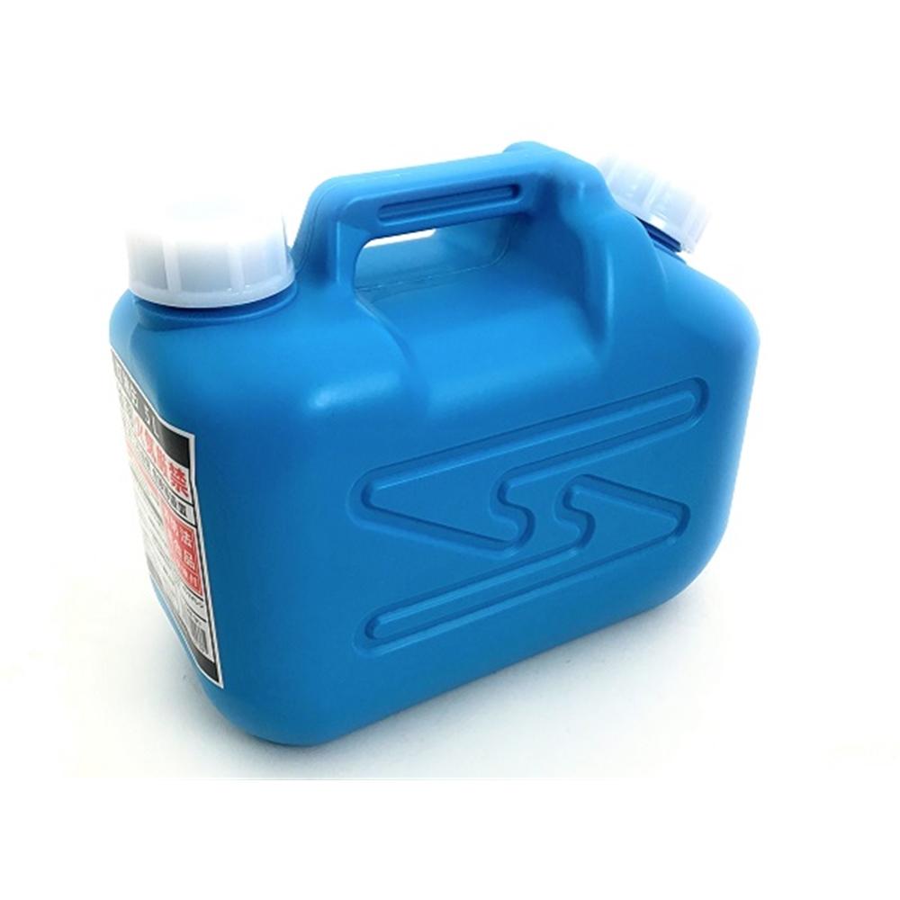 灯油缶5L ブルー