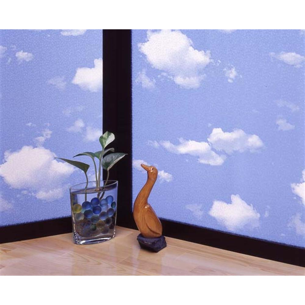 明和グラビア 窓飾りシート GE-4609