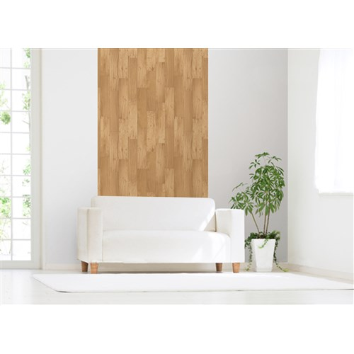 明和グラビア アクセント壁紙 WAP−502 木目BR