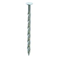 八幡ねじ(YAHATA) スクリュー釘 ユニクロメッキ 太さ1.6x長さ25mm 約66本入り