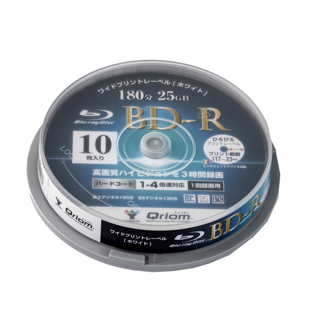 ブルーレイディスク BDーR10SP