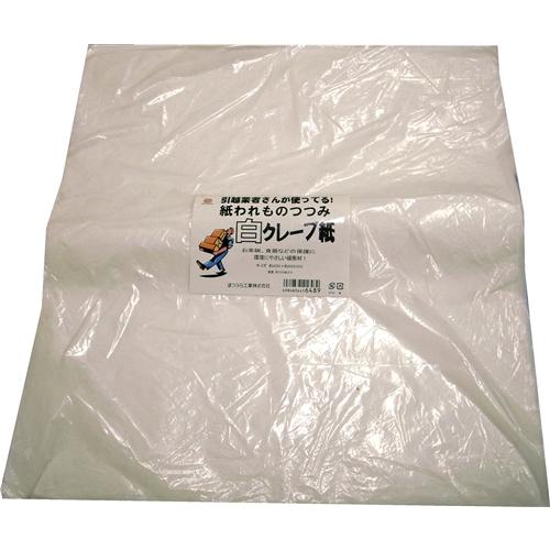 白クレープ紙 45cm×45cm100枚