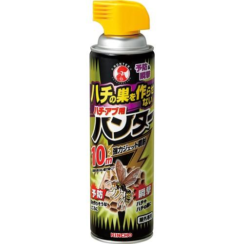 ハチの巣をつくらせないハチアブ用ハンター510ml