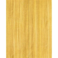 化粧合板 P−11 ニレ柾目 約3.8×606×2430mm 12枚セット