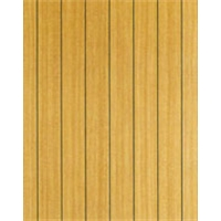 化粧合板クトクエース セン柾目 KP−1033 約3.8×606×2730mm 12枚セット