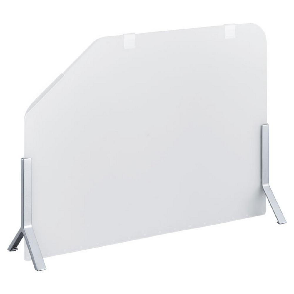デスクトップパネル「タテテ」  乳白8045ニユ