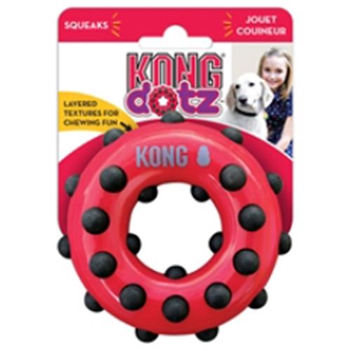 コング ドットサークルS 犬用 おもちゃ