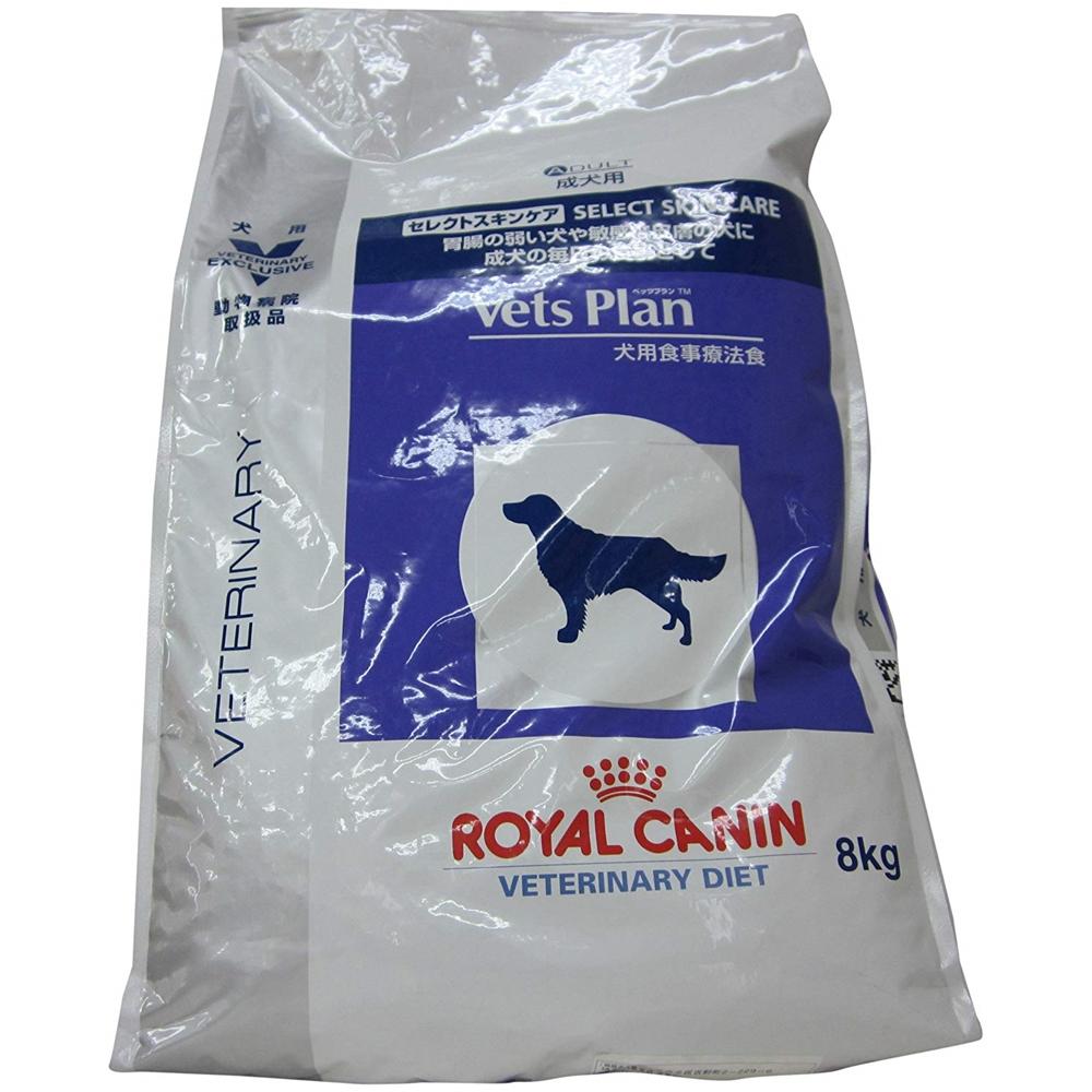 ベッツプラン ドッグフード 犬ベッツプラン セレクトスキンケア 8kg