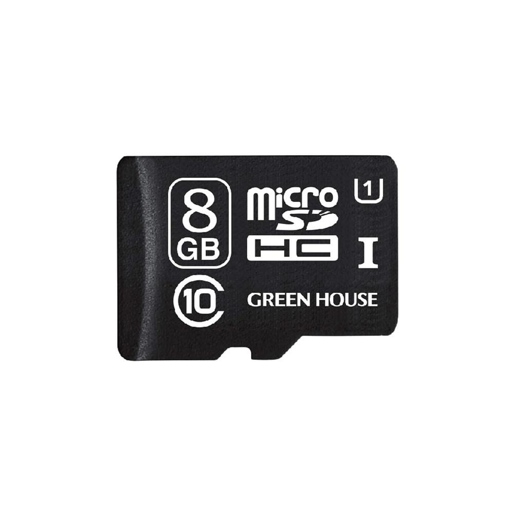microSDHCカード UHS−I U1 クラス10 8GB GH−SDMRHCUB8G