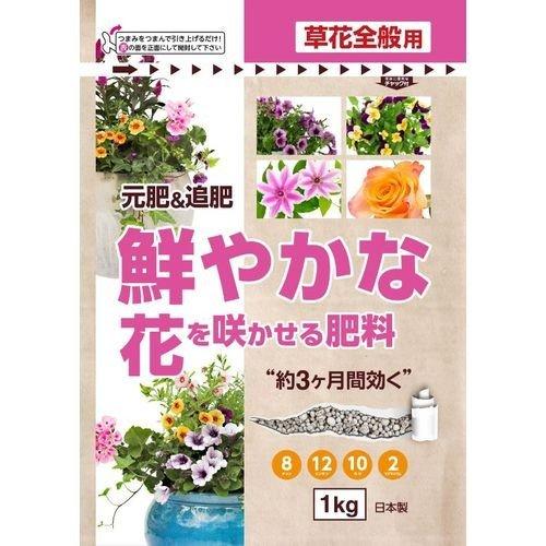 共福産業 鮮やかな花を咲かせる肥料 1kg
